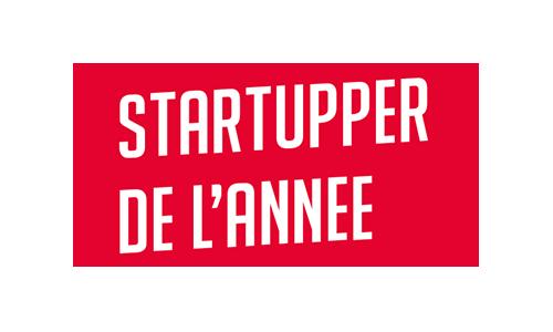 CHALLENGE STARTUPPER DE L'ANNEE PAR TOTAL