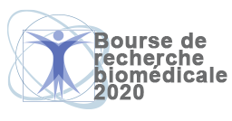Bourse de recherche biomédicale 2020