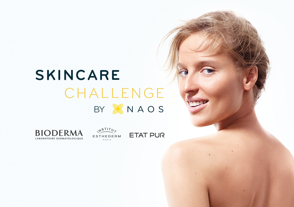 Agorize - Skincare Challenge by NAOS