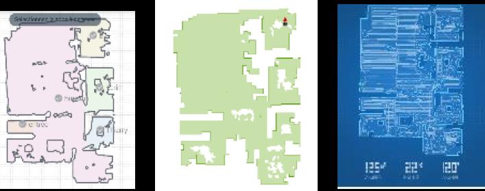 système robotique cartographie