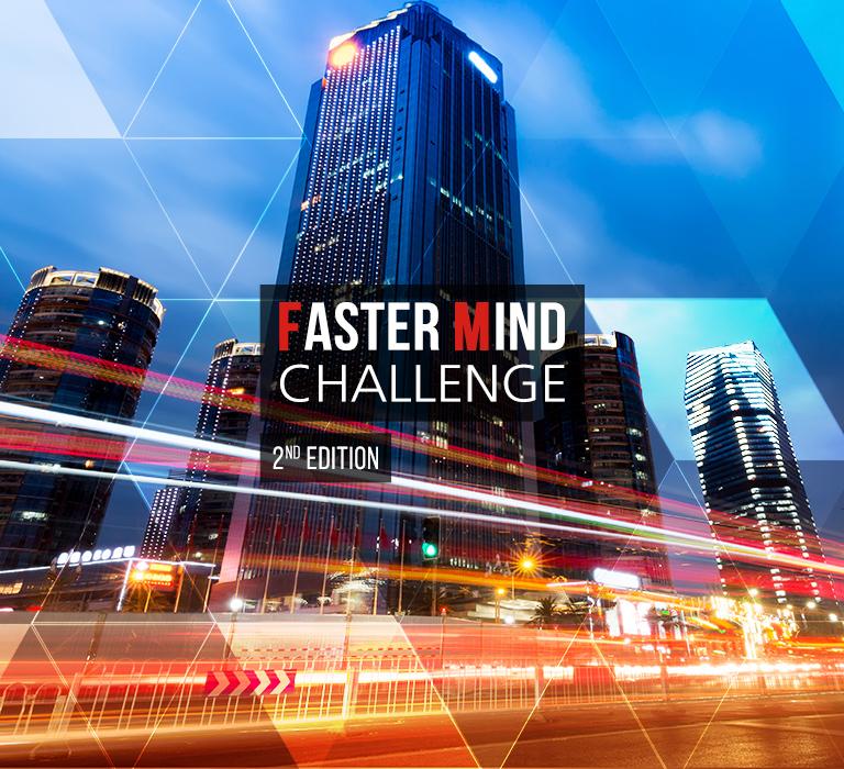 Faster Mind Challenge