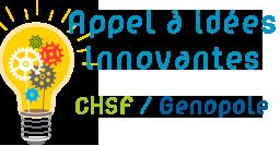 Appel à idées innovantes Genopole/CHSF – Edition # 3