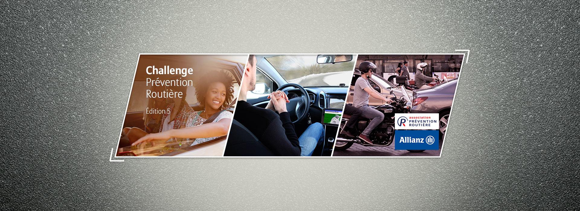 Challenge de la prévention routière