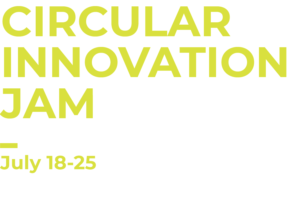 Circular Innovation Jam 2020 logo