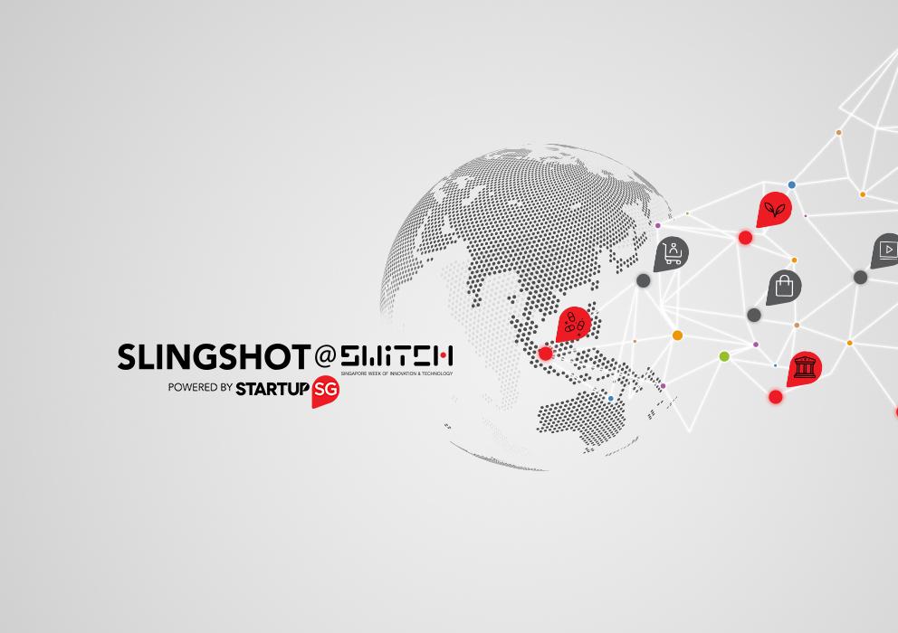 Agorize - SLINGSHOT@SWITCH Startup Challenge